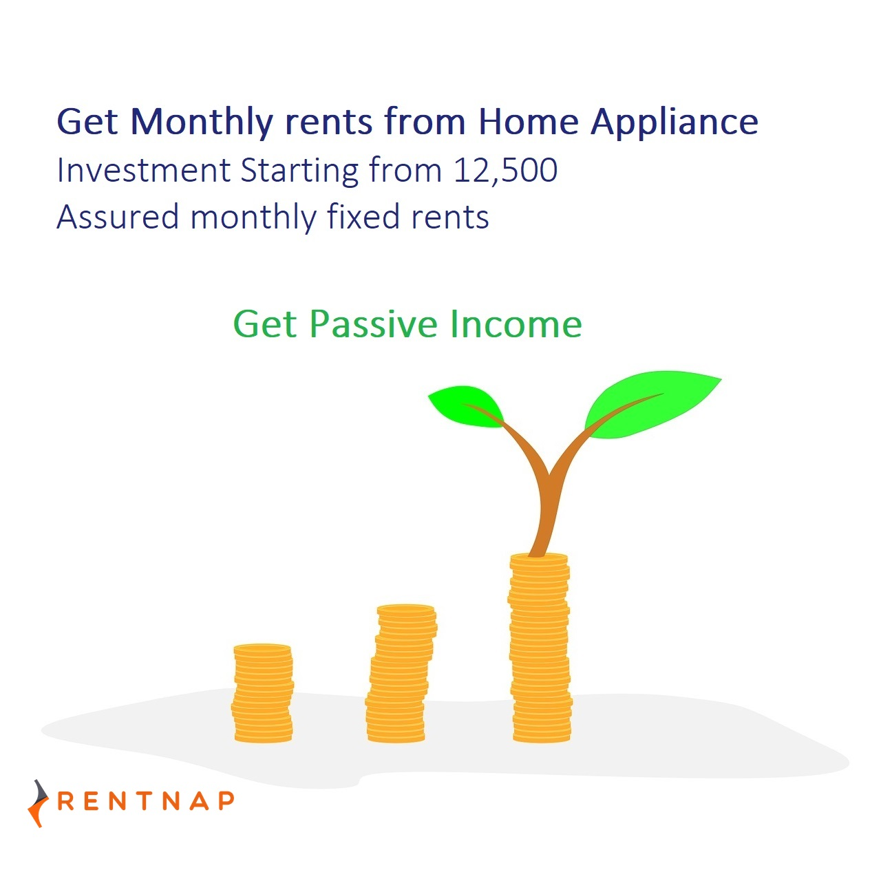 Get Monthly Rents from Home Appliances